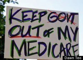 govt out of medicare