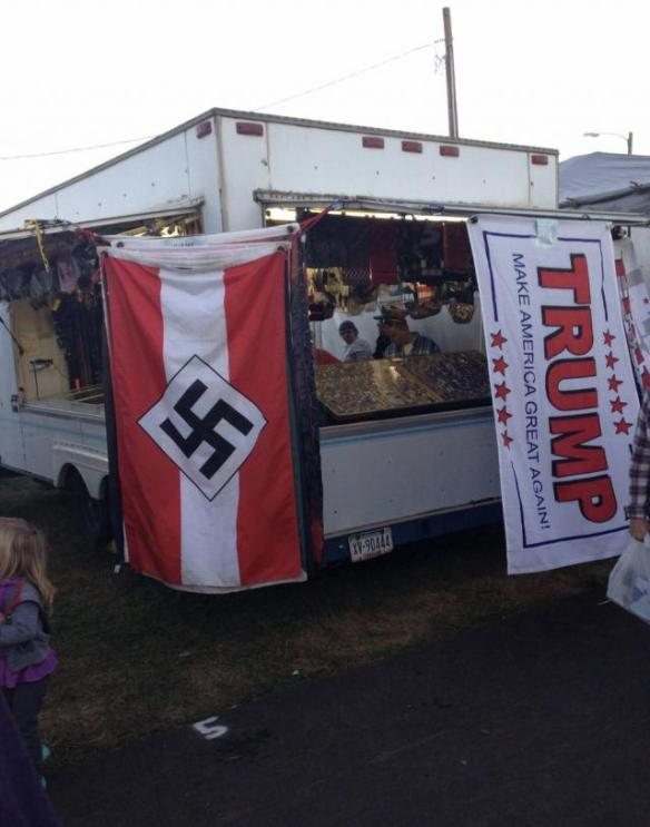 nazi_trump_flags